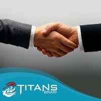 Titan Trade Vertragspartner